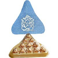 11 Chocolate Modak Gift Box GCB11M