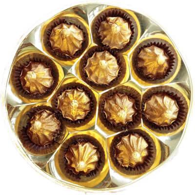 11 Chocolate Modak Gift