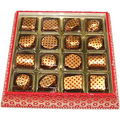 Blasta 16 Chocolates Gift Tray B16MDFTR