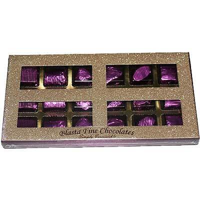 Blasta 18 Chocolates Gift B18CBGW4