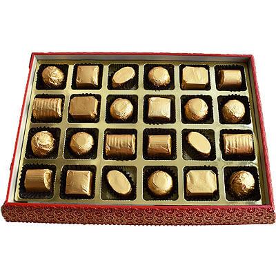 Blasta 24 Chocolates Gift Tray B24MDFTR