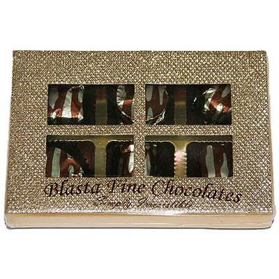 Blasta 6 Chocolates Gift B6CBGW4
