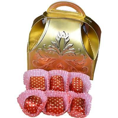 Blasta 6 Chocolates Gift B6CPGP