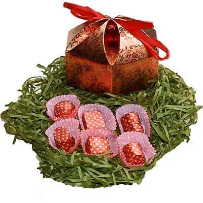 Blasta 6 Chocolates Gift B6CPOHP
