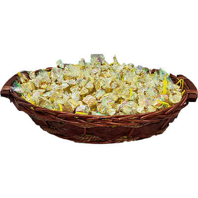 Blasta Assorted Chocolate Basket 1250g