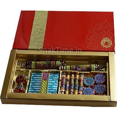 Blasta Diwali Crackers Chocolate Gift BDWIR240