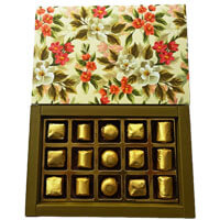 Blasta Floral 15 Chocolate Gift b15ipfl