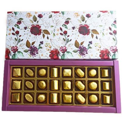 Blasta Floral 24 Chocolate Gift b24ipfl