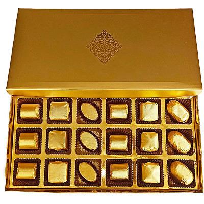 Blasta Golden 18 Chocolate Gift b18ipgld