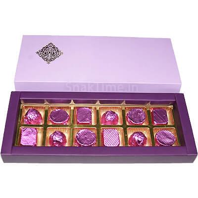 Blasta 12 Chocolates Gift B12CPPT