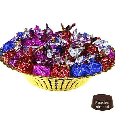 Blasta Bulk Roasted Almond Chocolates