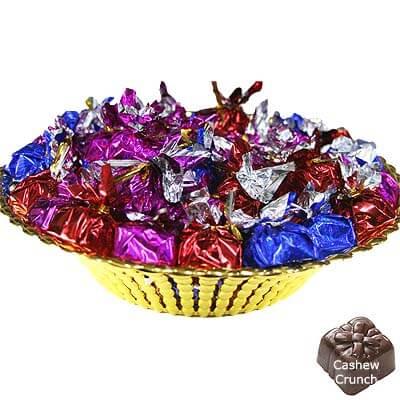 Blasta Bulk Cashew Raisin Chocolates