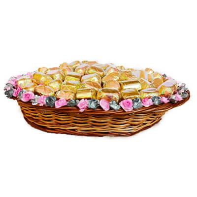 Chocolate Gift Basket c1000gp
