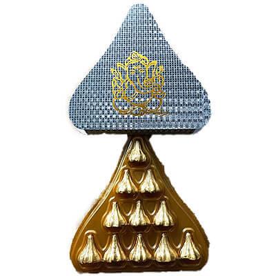 Ganesha 11 Chocolate Modak Gift