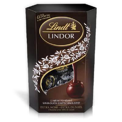 Lindt Lindor Dark Chocolates 200g