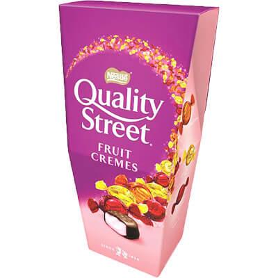 Nestle Quality Street Fruit Cremes Carton 256g