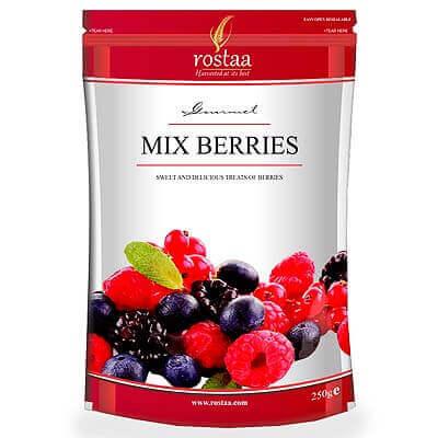 Rostaa Mix Berries