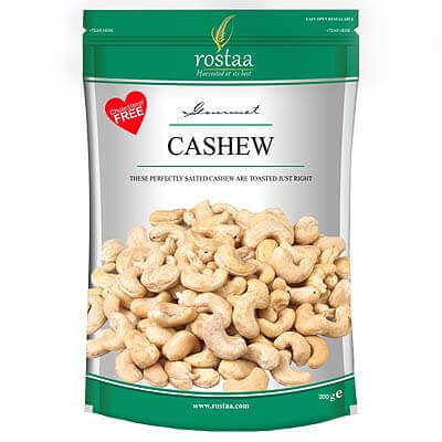 Rostaa Salted Cashews