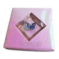 Butterfly Art Dry Fruit Gift ST1899X9