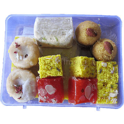 Diwali Sweets Combo Gift 3-Pack STDS3N1