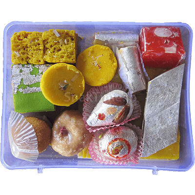Diwali Sweets Combo Gift 3-Pack STDS3N3