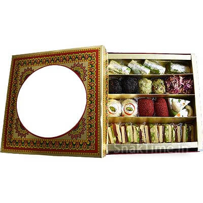 Assorted Premium Dry Fruit Sweets Gift SDLX