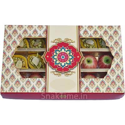 Dry Fruit Sweets 450g Gift Pack of 2 STDFSGP1