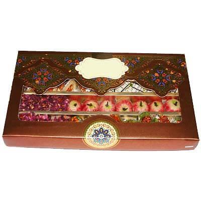Dry Fruit Sweets Gift Box ST1KGM31