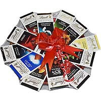Grand Lindt Excellence Chocolates Basket