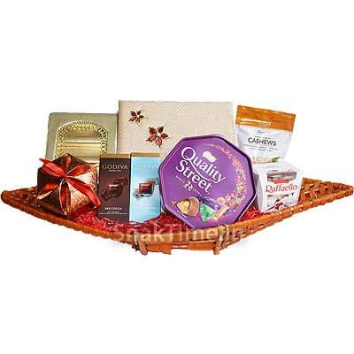 Luxury Gift Basket GBL182
