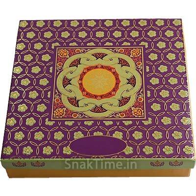 Purple Art Dry Fruit Gift STM228X8