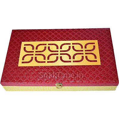 Wooden Dry Fruit Gift STDFB105