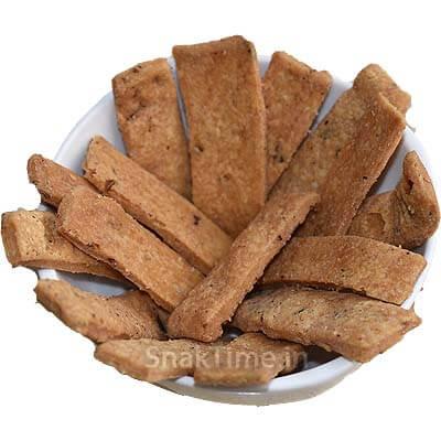 Baked Jeera Sticks