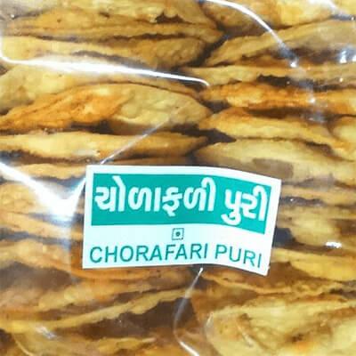 Chorafali Puri