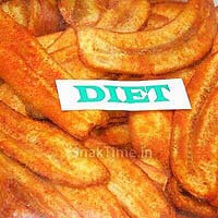 Diet Spicy Banana Chips Long