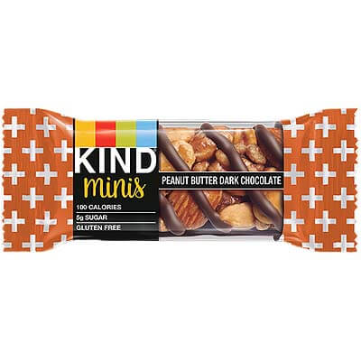 Kind Minis Peanut Butter Dark Chocolate 20g