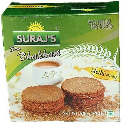 Methi bhakri