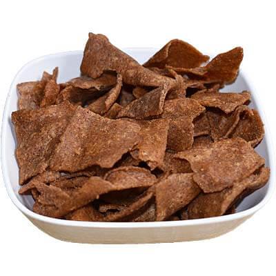 Nachni (Ragi) Chips Low Salt