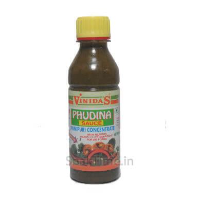 Pudina Sauce (Panipuri Concentrate)