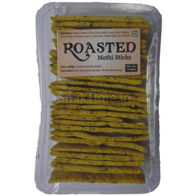 Roasted Methi Sticks