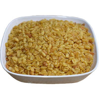 Buy Roasted Moong Dal Salted Online All India Delivery Snaktime In