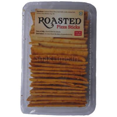 Roasted Pizza Sticks