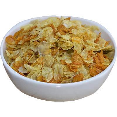 Roasted Wheat Basmati Chivda