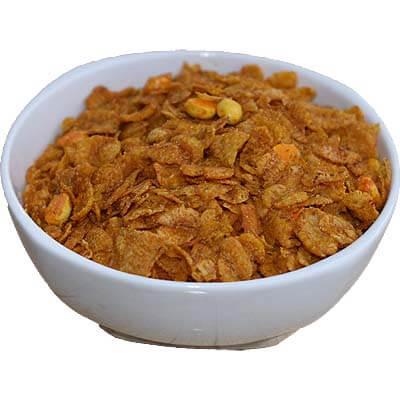 Roasted Wheat Chivda