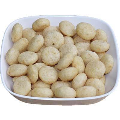 Salted Jowar Balls