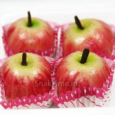 Apple Dry Fruit Sweet