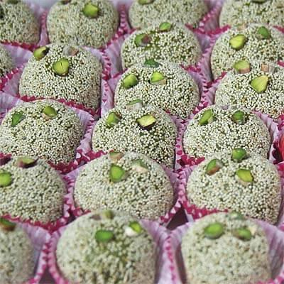 Kadam Dry Fruit Kaju Sweet
