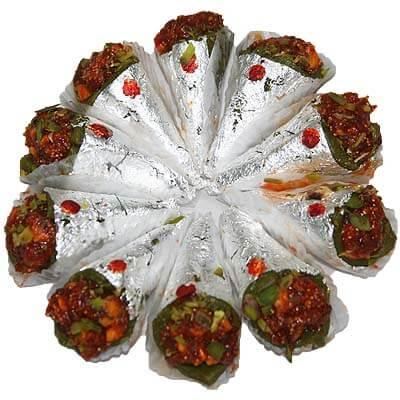 Paan Dry Fruit Sweet