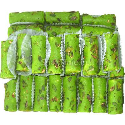 Pista Roll Dry Fruit Sweet