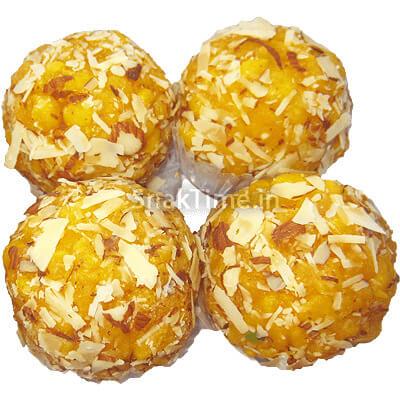 Pure Ghee Dry Fruit Bundi Ladoo
